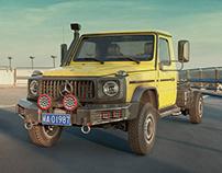 CGI Benz-G 63 Tommy Pickup