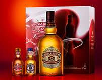 Chivas Product Shoot