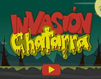 Invasión Chatarra - Campaña contra la obesidad infantil