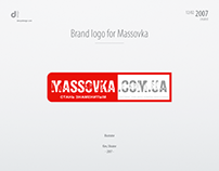Brand logo for Massovka