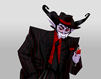 Zoot Suit Vampire