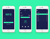 RAPiD App for Personal Trainers