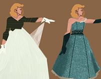 Film Noir Cinderella