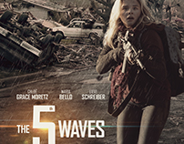 "The 5th Waves /  poster fan ways ""the road"""