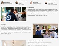 Adyen | LinkedIn Life culture page
