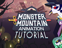 Monster Mountain - Animation Tutorial