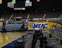 MEAC 2015 | Tournament Graphics
