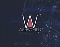 WebWorld Application