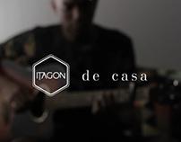Video Clipe Itagon de Casa
