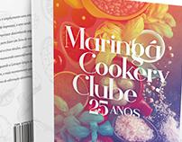 Maringá Cookery Club | Capa e Estruturação