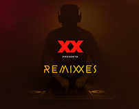 RemiXXes by Dos Equis / UI &UX