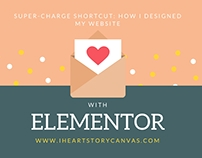 Freebie Design Cover SuperCharge with Elementor