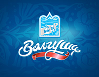 Logo. Branding | Volgusha