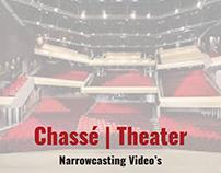 Chassé Narrowcasting Video's - BriljantNet (no sound)