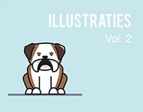 Een set van illustraties | Vol. 2