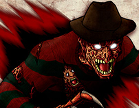 A Nightmare on Elm street - The horror Show Project