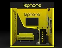 Lephone ICT EXPO 2016 Mini Stall