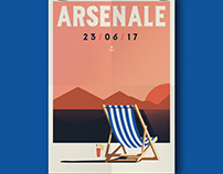 Arsenale Apertura 2017 (Poster)