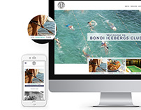 Bondi Icebergs Club | Website Design