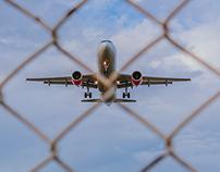 PHOTO Landing zone