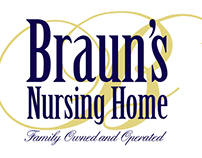 Braun's Nursing Home Identity & Website