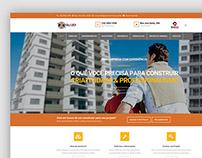 Guzzo Construtora - Website