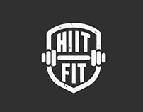 HIIT FIT GYM Company Logo