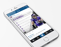 Vikings Social Media Graphics