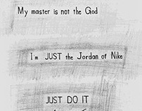 I'm Just the Jordan of Nike