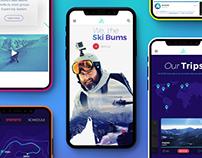 Ski Bums redesign