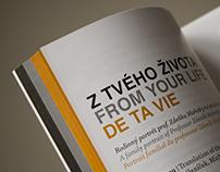 Z tvého života | From Your Life | De Ta Vie _ Book