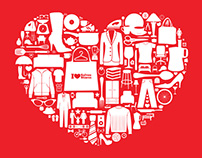 Salvos Stores - Branding