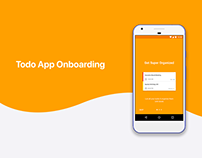 To-do App Onboarding
