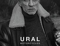 URAL Motorcycles.