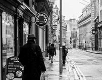London in Winter - Shane A