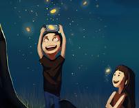 Ilustración - Flyers para redes sociales