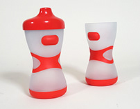 NUK Sippy Cup Concept