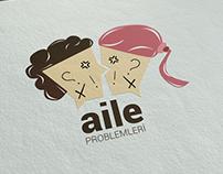 Aile Problemleri - Logo Design