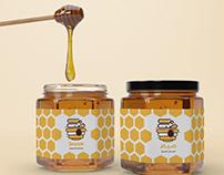 Seyam Honey - Branding
