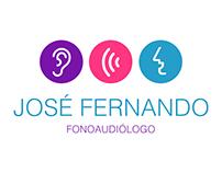 José Fernando Fonoaudiólogo - Rebranding