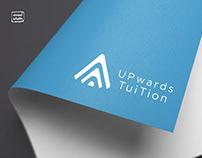 Upwards Tuition Logo design