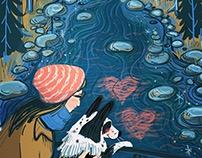 Boulder Illustrations