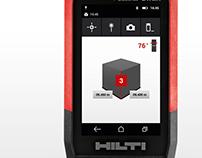 UX/UI Design for Hilti a design driven brand