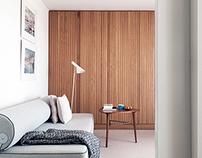 Oak Closet