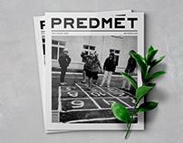 PREDMET magazine