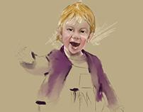 Draw A Child :)