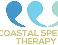 Logo Design - Coastal Speech Therapy