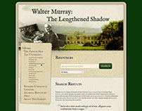 Walter Murray: The Lengthened Shadow