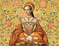 Katharine Parr Queen portrait