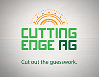 Cutting Edge Ag Identity & Branding